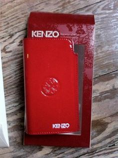 Troc echange occasion Case for iphone red kenzo