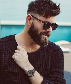 Uniform Beard styles for men