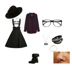 hipster by borth1227 on Polyvore featuring polyvore fashion style Rails Refresh Wuki Clyde clothing