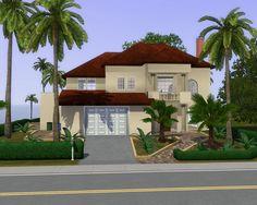 Summer's Little Sims 3 Garden: Starlight Shores List of Houses
