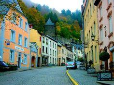 Vianden, Diekirch, Luxembourg