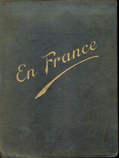 En France #signage #typography #gold