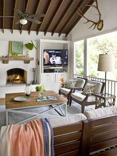 Three Season Room On Pinterest Four Seasons Room Three