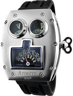 Azimuth Mr Roboto Wristwatch