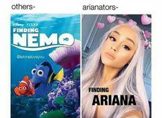 Ariana Grande Meme, Ariana Grande Baby, Ariana Grande Pictures, Adriana Grande, Relatable Meme, Funny Memes, Jokes, Goth Aesthetic, Big Sean