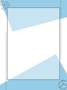 Fondo de publicidad geométrica creativa azul Poster Background Design, Powerpoint Background Design, Cartoon Background, Geometric Background, Background Images, Blue Backgrounds, Wallpaper Backgrounds, Instagram Frame Template, Scrapbook Background