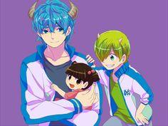 Monsters Inc anime version for http://static.zerochan.net/Monsters.Inc..full.789874.jpg