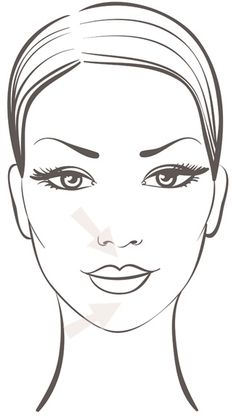 How to apply foundation correctly. *I did this this morning, its amazing how much better my make up looks!
