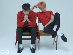 Big Bang - GQ Magazine August Issue '15