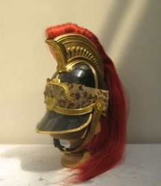 Very rare Bengal Horse Artillery helmet- British Army in pre- mutiny India c1830