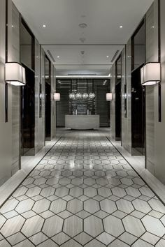 #floor Interior Exterior, Interior Architecture, Lobby Interior, Modern Interior Design, Hotel Hallway, Hallway Walls, Hotel Corridor, Entryway Decor, Foyer
