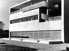 Amedeo Luccichenti, Villa Petacci , Via della Camilluccia 1937