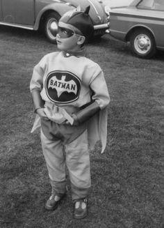 Growing up heroes : retour en enfance