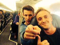 Tom FeltonVerified account ‏@TomFelton  It's always best to fly with a doctor on board x pic.twitter.com/8K6XdUPxjp