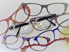 SQUAD GOALS: Change up your look to suit your mood with these super versatile frames by Zenka. The outer frame cover adheres effortlessly to the base ready for daily reinvention …