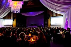 Amfar's Cinema Against AIDS During Toronto International Film Festival. Some 530 guests attended the gala. Photo: Kevin Tachman Photography