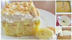 """Bodkovaný dezert """"Banánové pokušenie"""""""