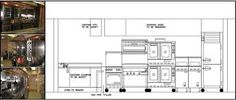 Image result for block layout of restaurant