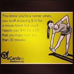 Running Humor … #RunningHumor , #Junior10K, #Running, Follow us on FB - https://www.facebook.com/JUNIOR10K