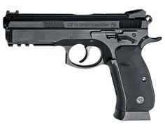 Wiatrówka CZ 75 P-01 Shadow 4,5 mm (17526) (Wiatrówki pistolety i rewolwery)