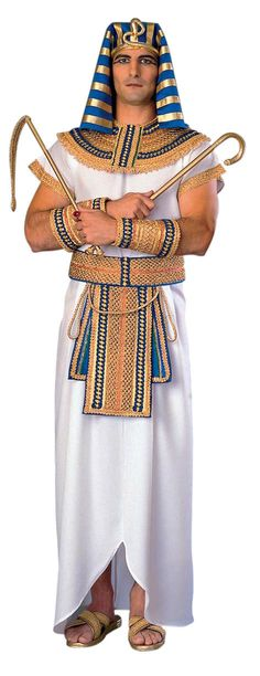 Adult Supreme King Tut Costume | Costume Craze