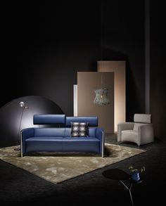 De Leolux Goncharov is een designklassieker. Door de jaren heen geliefd om zijn trotse lijnen en sublieme zitcomfort.