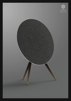 Bang & Olufsen A9 Special Edition - Rosemåling on Behance