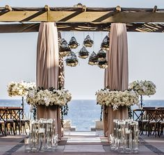 luxury weddings elena damy wedding planners los cabos mexico