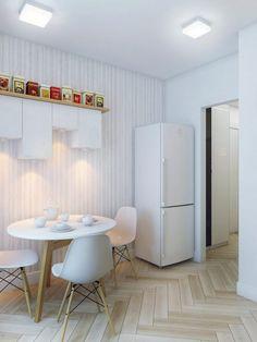 Fiatal férfi 37m2-es lakása - cél egy modern, stílusos élettér, költséghatékony berendezéssel