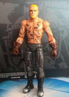 Zaz (Batman) Custom Action Figure