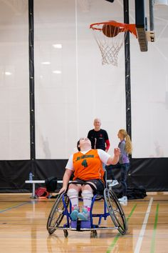 https://flic.kr/p/21fsytd | Jr. Pacers Wheelchair Basketball Home Tournament @ Mary Free Bed YMCA - Nov 4, 2017