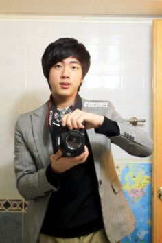 Read Pre-debut ~ Jin from the story ❤ BTS ❤ by _bts_addiction (bangtangirl) with 110 reads. Seokjin, Kim Namjoon, Jung Hoseok, Foto Bts, Bts Jin, Bts Bangtan Boy, V And Jin, Bts Predebut, Pre Debut