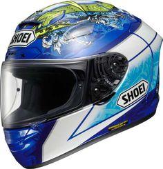 Shoei X-Spirit II Bautista TC-2 Info: http://www.shoei-europe.com/it/products/X-SPIRIT-II/