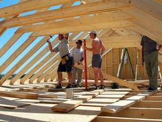 Şarpanta şi structura acoperişului