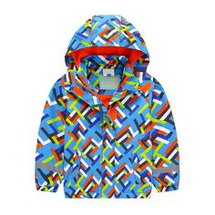 2017 Children Jackets Polar Fleece Spring Children Outerwear Warm Sporty Kids Clothes Waterproof Windproof Boys Tops For 2-13 T #Affiliate