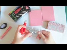 Comment fabriquer ses propres pochoirs ? - YouTube
