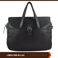 1f5a8bc76f63 PU man handbag office bag factory - china Men bags manufacturer - WENZHOU  LOOSTAR LEATHER PRODUCT CO.