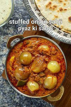 Tasty Vegetarian Recipes, Veg Recipes, Spicy Recipes, Curry Recipes, Indian Food Recipes, Cooking Recipes, Onion Recipes, Pakora Recipes, Paneer Recipes