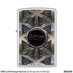 Shop RMA Image Options Zippo Lighter created by Ronspassionfordesign. Personalize it with photos & text or purchase as is! Custom Lighters, B Image, Lighter Fluid, Image Gifts, Design Guidelines, Zippo Lighter, Stay Classy, Polished Chrome, Metal