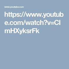 https://www.youtube.com/watch?v=CImHXyksrFk