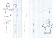 Advent, Winter, Kindergarten, Preschool, Projects To Try, Santa, Diagram, Inspiration, Autism