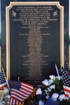 """United Flight 93 Memorial """" A source of strength and comfort to our great nation ..    God Bless America """"  September 11, 2001    ( quote from memorial )"""