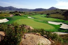 Challenge your golf game at Barona Creek Golf Club.
