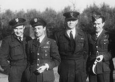 From left/od lewej: Wacław Król, Tadeusz Sawicz, Stefan Witorzeńć, Marian Duryasz