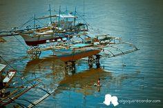 Amanecer Puerto Princesa, Sailing Ships, Boat, Dawn, Boats, Dinghy, Tall Ships