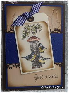 GorJessCardsnCrafts: Cards Animals