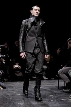 Paris Fashion Week   Boris Bidjan Saberi F/W 2013   For-Tomorrow Online Store   International Designer Clothing and Accessories