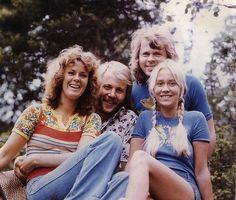Sweden, ABBA...and we all know the lyrics to Waterloo...du e mitt eget mitt Waterloo:)