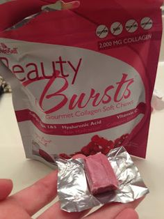 I shared this beauty secret on TV today.  I call it candy for your skin! The compny calls it NeoCell Beauty Bursts Beauty beyond yum! Pretty never tasted so good.  #beautybursts #neocell #beauty4you
