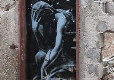 Banksy Sneaks Into Gaza To Create Controversial Street Art |